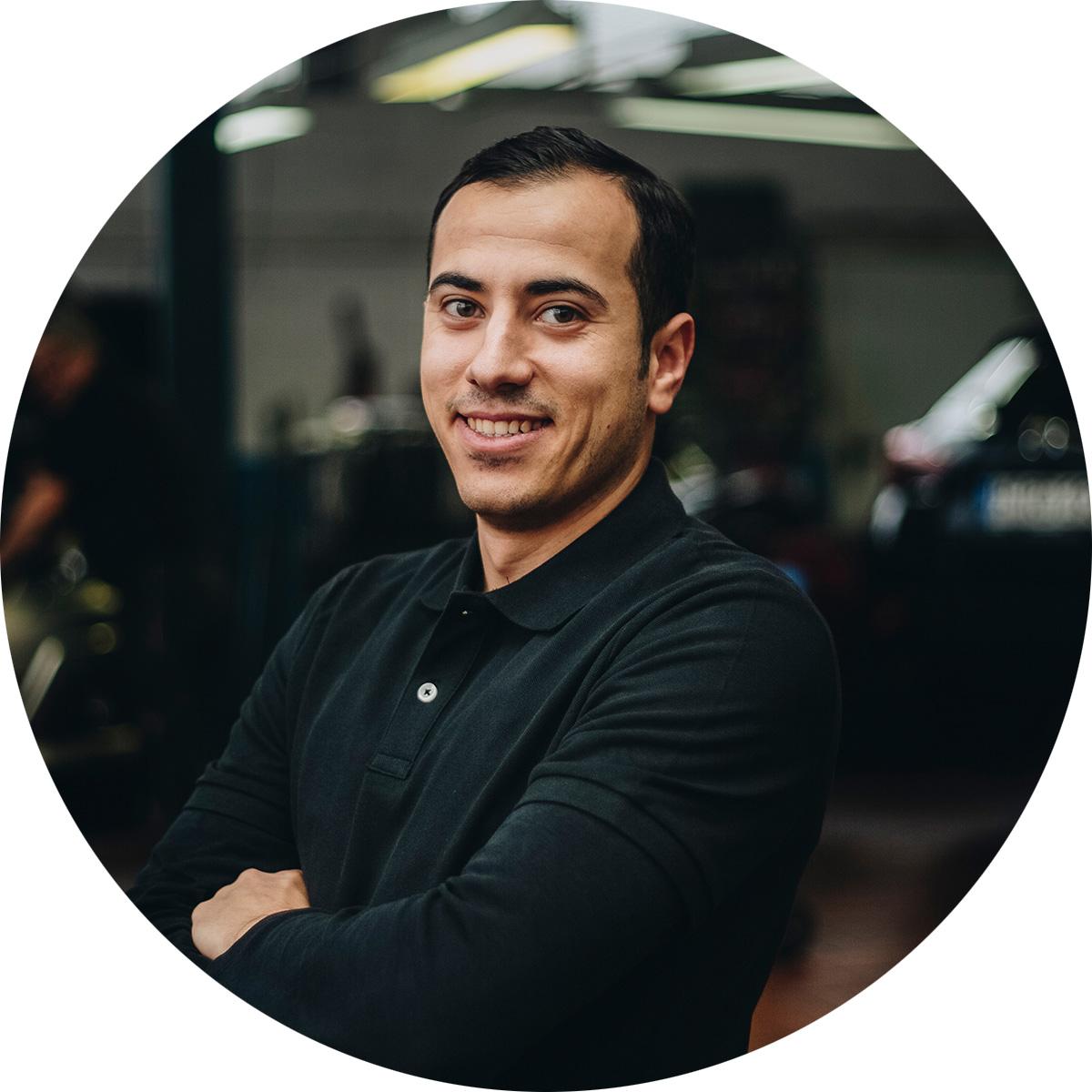 Autohaus von Berckefeldt | Unser Team | Khalil Youssef Khalil
