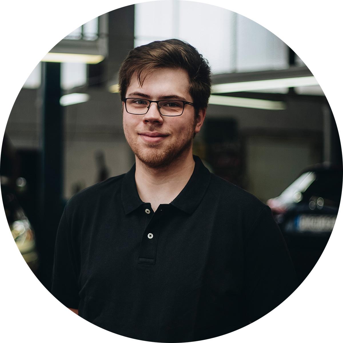 Autohaus von Berckefeldt | Unser Team | Michael Fricke